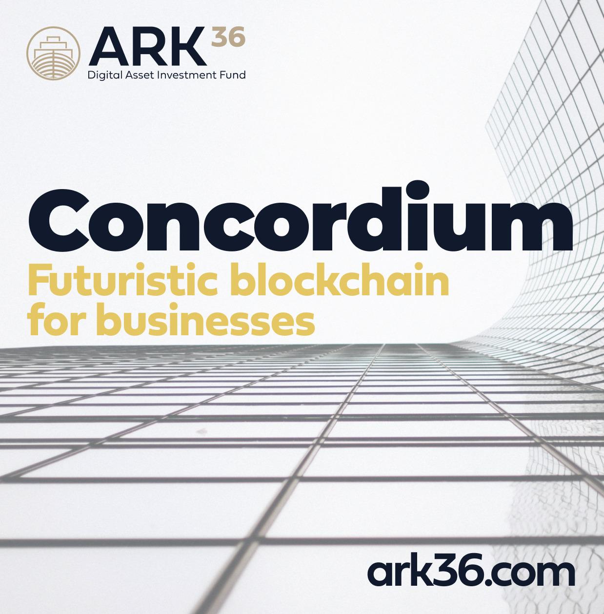 Concordium Investment